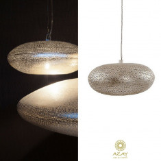 Corp iluminat argintat Gabs Filisky Mini - Corp de iluminat