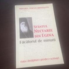 TEOCLIT DIONISIATUL, SF NECTARIE DIN EGHINA FACATORUL DE MINUNI. VIATA SI OPERA - Carti ortodoxe