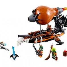 Zepelin de lupta LEGO Ninjago (70603)
