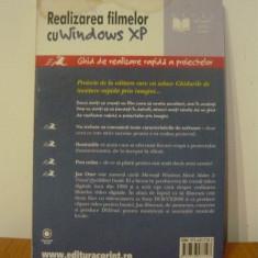 Realizarea Filmelor cu Windows XP Jan Ozer - Carte Fotografie