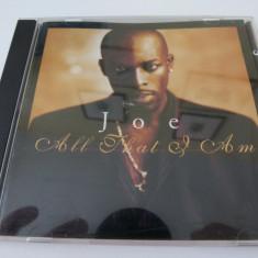 Joe - All that i am - cd - Muzica Hip Hop Altele