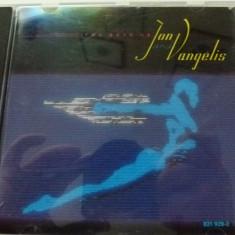 Vangelis The Best of - cd - Muzica Ambientala Altele
