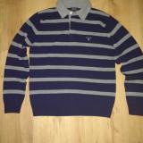 Pulover Gant 100% lana marimea M - Pulover barbati, Marime: M, Culoare: Din imagine, Polo