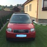 Audi A2 - 1.4 TDI-166.000 km REALI, din 2003, Motorina/Diesel, 1400 cmc