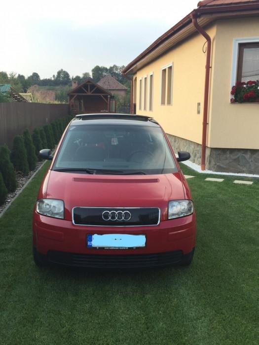 Audi A2 - 1.4 TDI-166.000 km REALI, din 2003