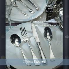 Tacamuri argintate Sovereign® set 6 persoane (44 piese)