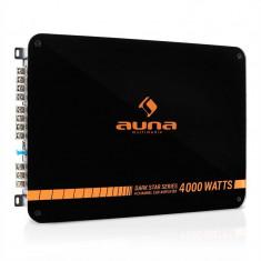 Auna Darkstar 4000 Amplificator auto 4 canale 4000W