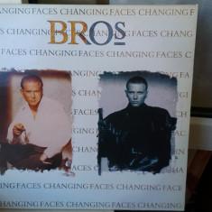 Bros – Changing Faces (Vinyl/LP) - Muzica Rock Columbia, VINIL