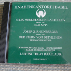 Bartholdy - cd - Muzica Corala Altele