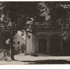 CPI (B8903) CARTE POSTALA - BAILE MONEASA. BAILE CALDE, RPR - Carte Postala Crisana dupa 1918, Circulata, Fotografie