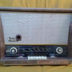 Radio vechi SAKTA - Aparat radio