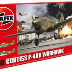 Kit Constructie Airfix Curtiss P-40B Warhawk - Set de constructie