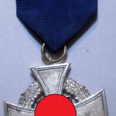 I.702 GERMANIA AL III-LEA REICH DECORATIE NAZISTA 25 Years Faithful Service