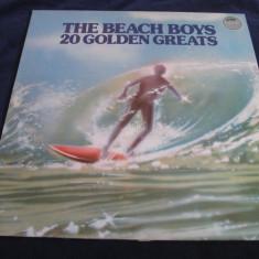 The Beach Boys - 20 Golden Greats _ vinyl, LP _ Capitol (UK) - Muzica Rock capitol records, VINIL