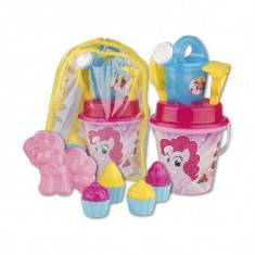 Set Jucarii De Nisip In Rucsac My Little Pony - Androni Giocattoli - Jucarie nisip