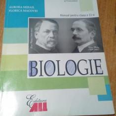 Manual clasa 11biologie, editura ALL - Dictionar