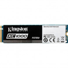 SSD Kingston KC1000 240GB PCI Express 3.0 x4 M.2 2280