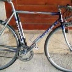 Bicicleta curse italiana Luigi Daccordi - Cursiera, 18 inch, Numar viteze: 27, 28 inch