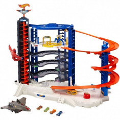 Set Hot Wheels Super Ultimate Garage Mattel - Masinuta
