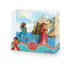 Set Isabel+Elena Din Avalor Bullyland