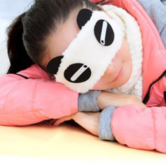 Masca de dormit - Ochelari de dormit Masca dormit Panda