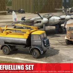 Kit Constructie Airfix Set 2 Masini Pentru Alimentare Combustibil - Set de constructie