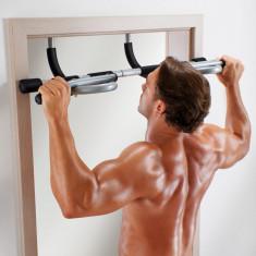 Aparat multifunctional pentru tractiuni Iron Gym - Echipament Fitness