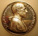 5.623 ITALIA VATICAN MEDALIE PAPA PIUS XII 1944 AN VI ARGINT 39,5g MISTRUZZI, Europa