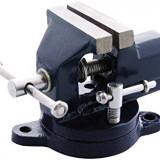 Menghina rotativa 60 mm cu prindere pe banc