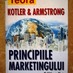 Kotler & Armstrong - Principiile marketingului