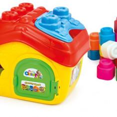 Cuburi Clemmy Casa + Cuburi Clementoni