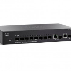 Switch Cisco SG300-10 cu management