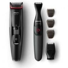 Aparat de barbierit Philips BT5202/80 Beardtrimmer series 5000