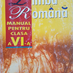 LIMBA ROMANA MANUAL PENTRU CLASA A VI-A - Serban - Manual scolar, Clasa 6