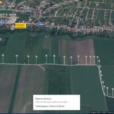 TEREN DE VANZARE DOMNESTI - Casa de vanzare, 2387 mp, Suprafata teren: 2387