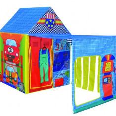 Cort De Joaca Pentru Copii Atelierul Auto - Casuta copii