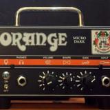 Orange Micro Dark  head chitara
