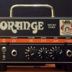 Orange Micro Dark head chitara - Amplificator Chitara