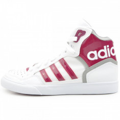 Incaltaminte Femei marca Adidas, Ghete Adidas Extaball W, cod:B35353 - Ghete dama Adidas, Culoare: Alb, Marime: 38, 39 1/3, 40, 41 1/3, Piele naturala
