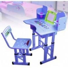 Birou cu scaunel pentru copii - Masuta/scaun copii