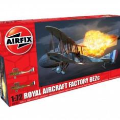 Kit Constructie Airfix Avion Royal Aircraft Factory Be2c Night Fighter - Set de constructie