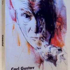 CARL GUSTAV JUNG, LE SEIGNEUR DE L`INCONSCIENT par COLIN WILSON, 1985 - Carte Psihologie