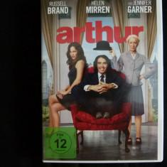 Arthur -dvd - Film comedie Altele, Engleza