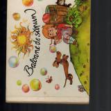 Baloane de sapun, poezii copii - Irene Geiling, ilustratii Dagmar Schwintowsky - Carte de povesti