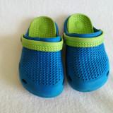 Papuci tip crocs - Papuci copii, Marime: 26, Culoare: Bleumarin