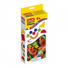 Joc Creativitate Quercetti Forme Geometrice Magnetice 49 Piese - Jocuri arta si creatie