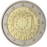 REDUCERE - Drapelul UE - Portugalia moneda comemorativa 2 euro 2015 - UNC, Europa
