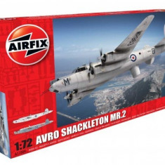 Kit Constructie Airfix Avion Avro Shackleton Mr2 Scara 1:72 - Set de constructie