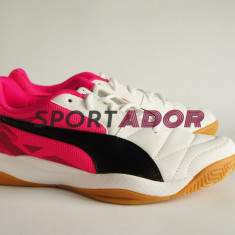 Adidasi Puma Veloz 3 Indoor -38, 39EU- produs original, factura si garantie - Ghete fotbal Puma, Culoare: Din imagine, Copii, Sala: 1