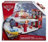 Set De Jucarii Cars Piston Cup Racing Garage Playset, Mattel